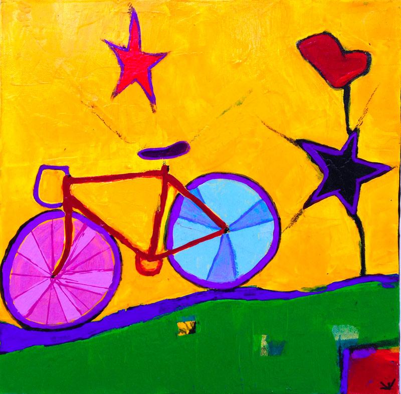 Art: Bikes